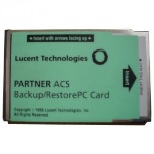 Partner Backup Restore Card