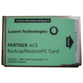 Partner Backup Restore Card