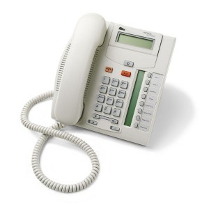 Nortel T7208 Platinum