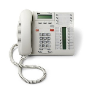 Nortel T7316 Platinum