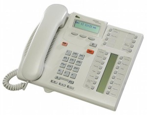 Nortel T7316E Platinum